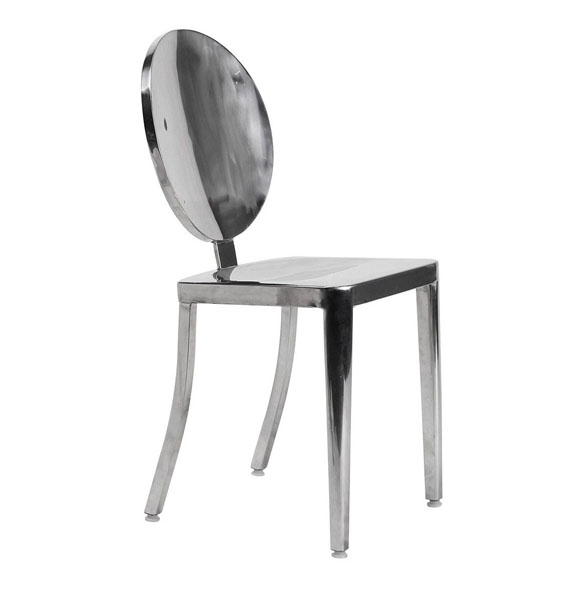 Stainelss Steel Dining Chair