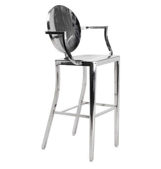 Stainless Steel Kong Chair